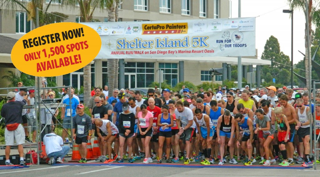Shelter Island 5K Run For Our Troops