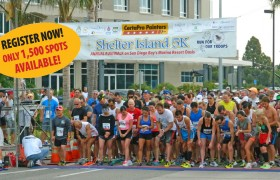Shelter Island 5K Run For Our Troops Co-Hosted by CertaPro Painters