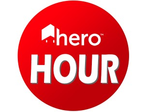 Listen to The HERO Hour Saturdays at 9 on KOGO AM 600