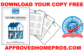 HOMEOWNER USER'S MANUAL