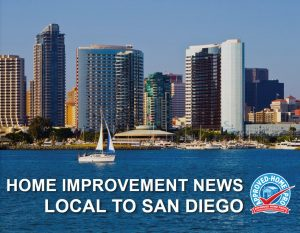 APPROVED HOME PROS TV SHOW SAN DIEGO SKYLINE GRAPHIC